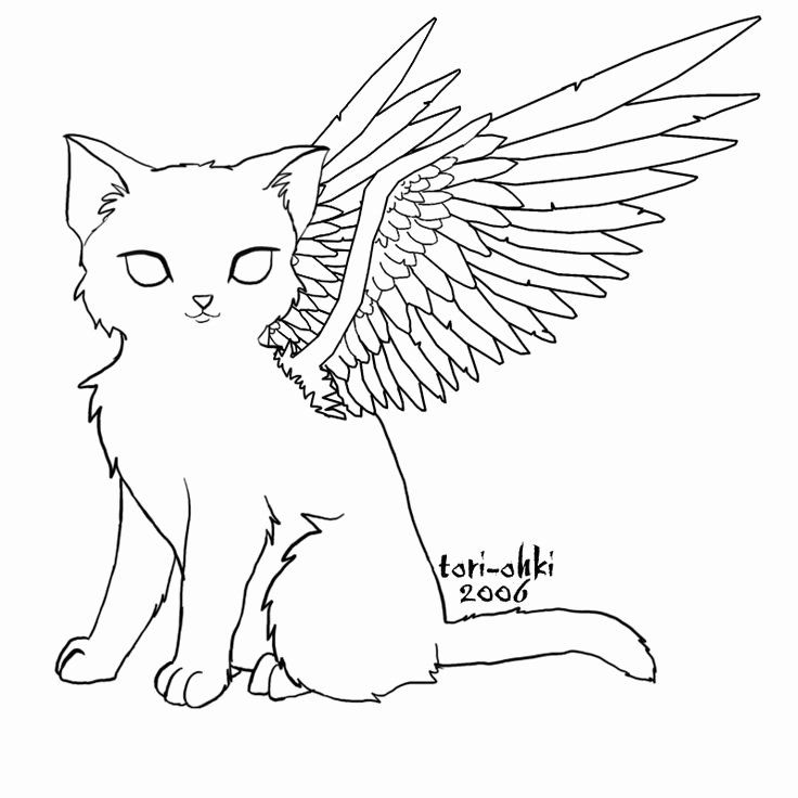 Winter Magic Coloring Book Inspirational How To Flying Cat Coloring Sheet For To Color Angel C Cat Coloring Page Animal Coloring Pages Superhero Coloring Pages