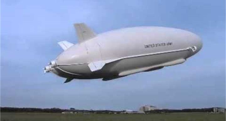 Hybrid Air Vehicles - Airlander Assembly Complete, test flights will begin soon. #Mar2016