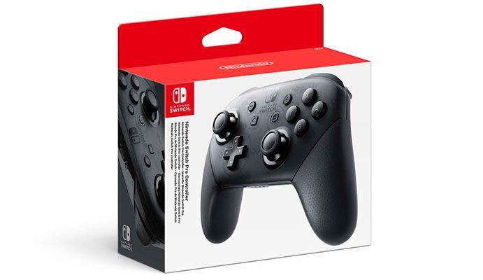 Nintendo Switch Pro Controller - EB Games Australia
