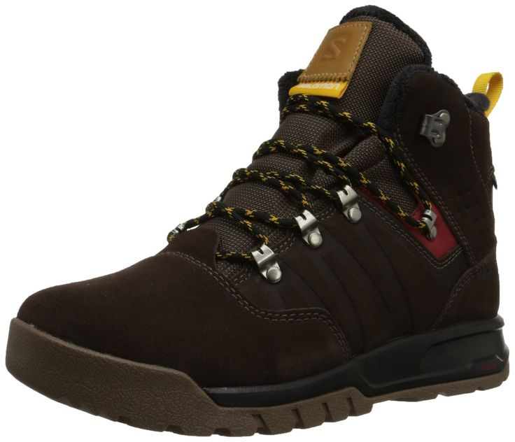 Salomon Men's Utility TS CSWP Winter Wear Hiking Boot >>> Find out more details by clicking the image : Men's boots