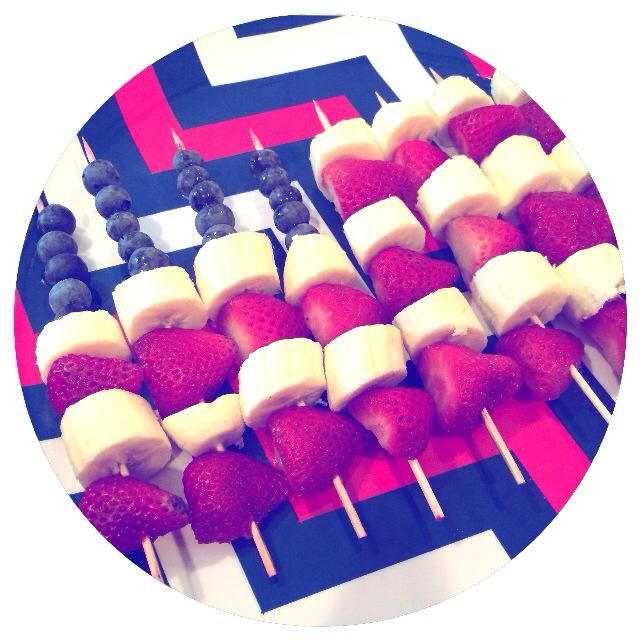 Star-Spangled Sweets