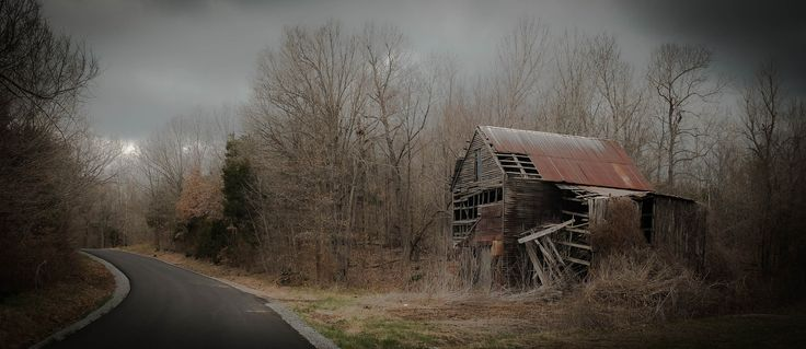 https://flic.kr/p/rMwQxC | Breezeel School Road Barn | A more traditional treatment of this barn.