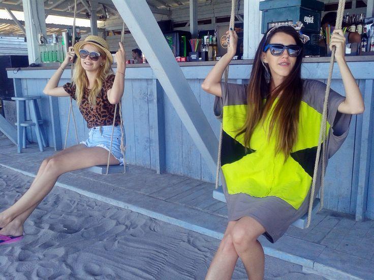 suumer, dress, sea, summer look, vama veche