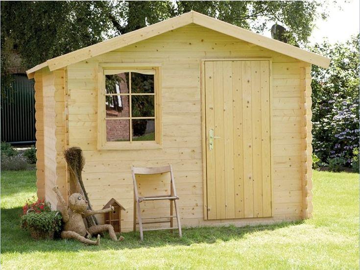 abri de jardin bois cotier 28mm abri de jardin. Black Bedroom Furniture Sets. Home Design Ideas