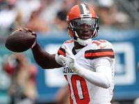 Robert Griffin III 'on pace' to return to Browns  in 2016 - NFL.com