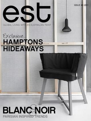 Est Magazine October 2011