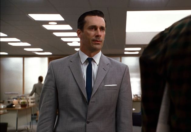 everything don draper has ever worn on mad men skinny