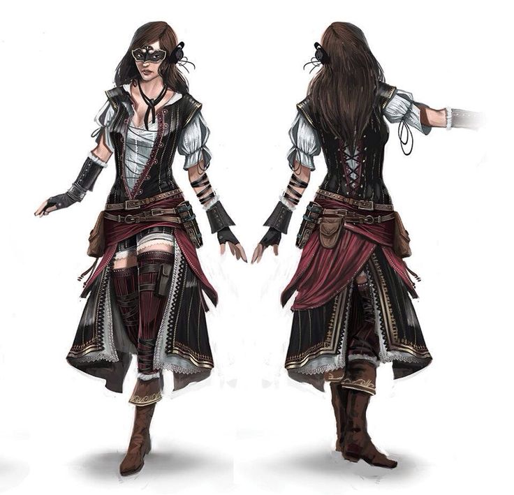 48 Best Images About Assassination Pirate On Pinterest | Cosplay Halloween Fancy Dress And ...