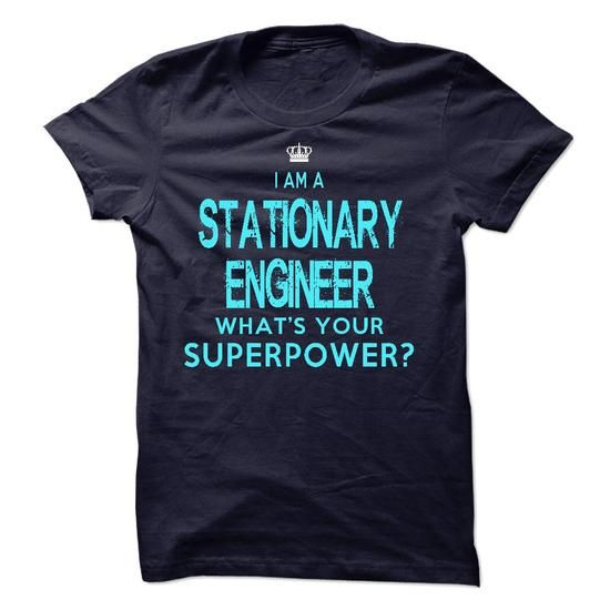I am a Stationary Engineer - #birthday gift #gift for dad. BUY IT => https://www.sunfrog.com/LifeStyle/I-am-a-Stationary-Engineer.html?68278