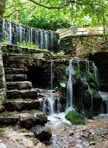 Inspiring Springs and Waterfalls of Argyroupoli Crete (ancient Lappa)