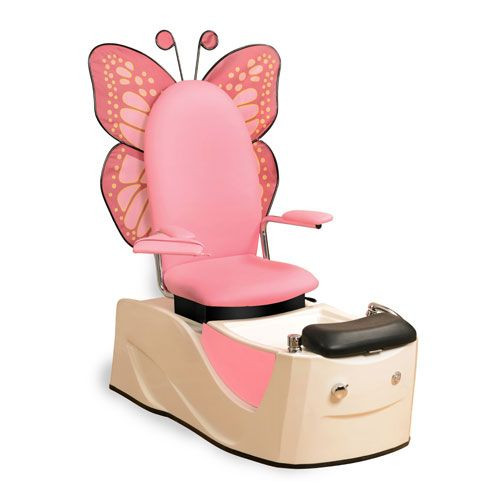 Mariposa 3 Kiddie Pedicure Spa for sale by #KellerInternational. Shop #nail #equipment. Discounts are available. Special order item only.