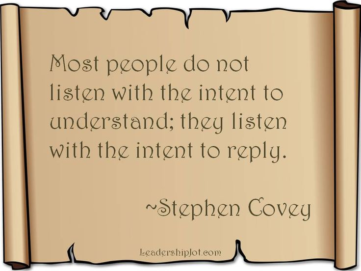 Stephen Covey Quotes On Listening. QuotesGram