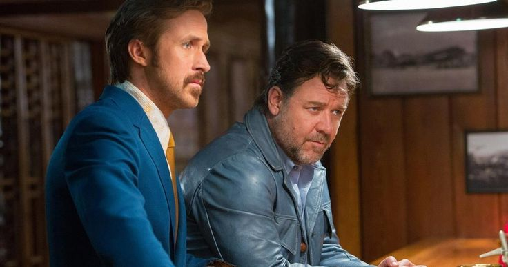 'Nice Guys' Trailer Has Gosling & Crowe Investigating a Porn Murder -- Russell Crowe and Ryan Gosling star as an enforcer and a private investigator who team up on a missing persons case in 'The Nice Guys'. -- http://movieweb.com/nice-guys-movie-trailer-2016/
