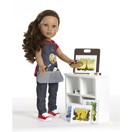 Us Girls Are Toys : Journey girls inch doll fashion sets paris artist