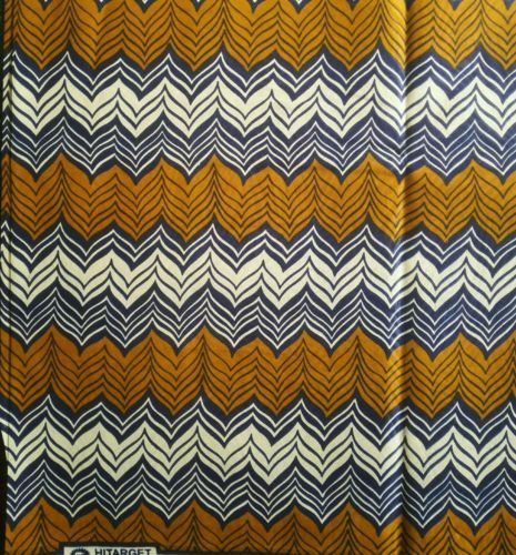 Whole-6-Yards-100-Cotton-African-Wax-Block-Print-Fabric-Retro-Craft-Clothing