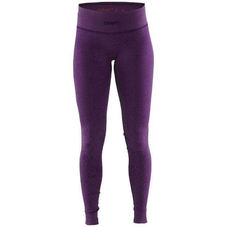 Läs mer om Craft Active Comfort Pants, ullunderställsbyxa dam. Trygg handel med Prisgranti och 365 Dagars Öppet Köp