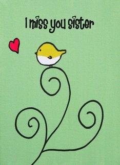 Missing my sister Liza ♥..even though you are not passed, you make me feel like you have..shouldn't blood make us close?