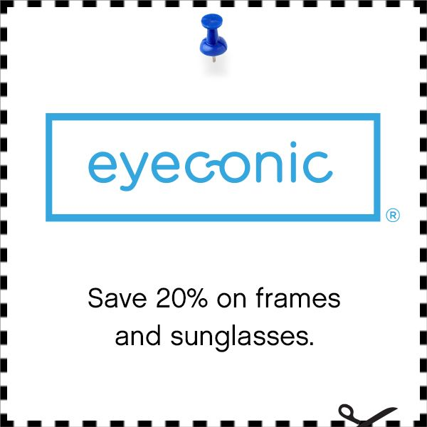 check out all the latest frame styles at eyeconic where vsp members enjoy a 20