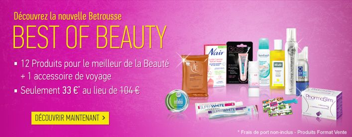 [Concours] BeTrousse