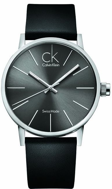 Calvin Klein's Post Minimal watch. I always like the unobtrusiveness of Calvin