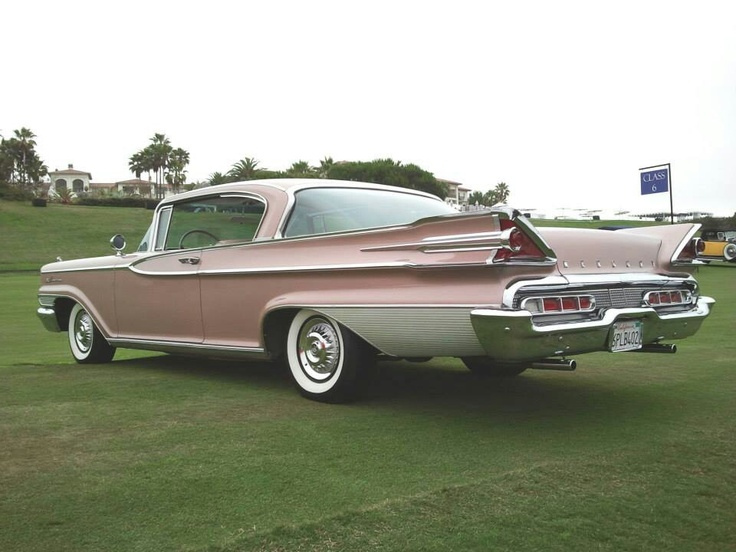 1959 Mercury Parklane Ford Motor Co 1957 1960