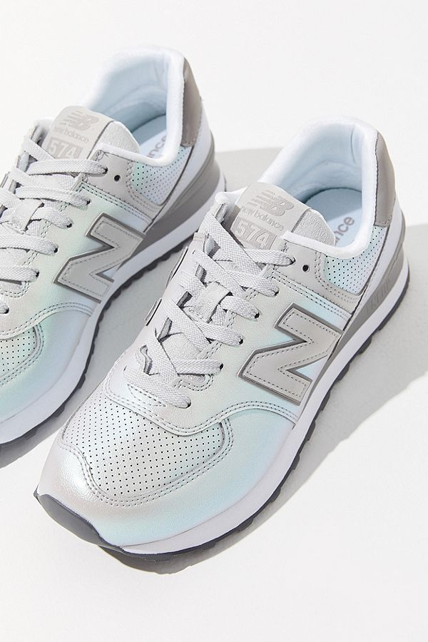 more photos 9a792 90f22 New Balance 574 Sheen Sneaker in 2019 | finds | New balance ...