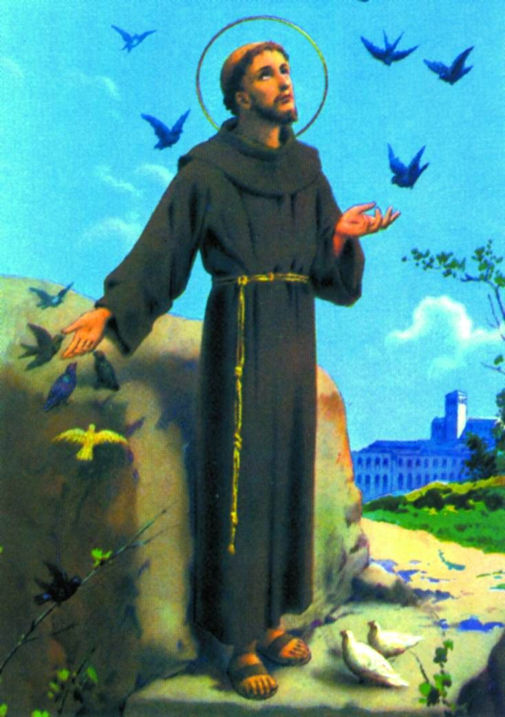 St. Francis of Asissi