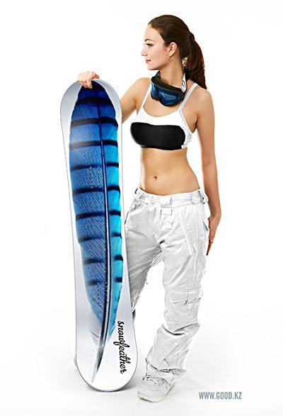 A Few GOOD Kazakhstani Snowboard Designs