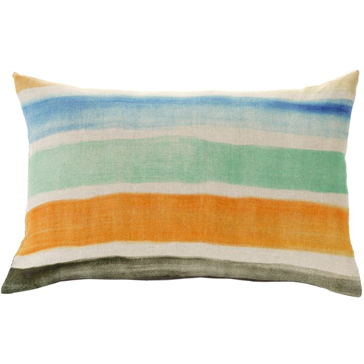 Stripe Linen Cushion