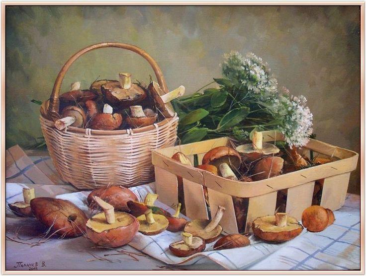 Коллекция картинок: Вячеслав Палачев Натюрморты