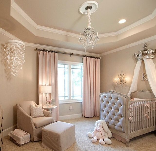 Beautiful nursery