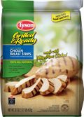 Grilled & Ready 100% All Natural Chicken Breast Strips