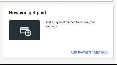 Receive Google Adsense Payment Using Gtbank First Bank Account