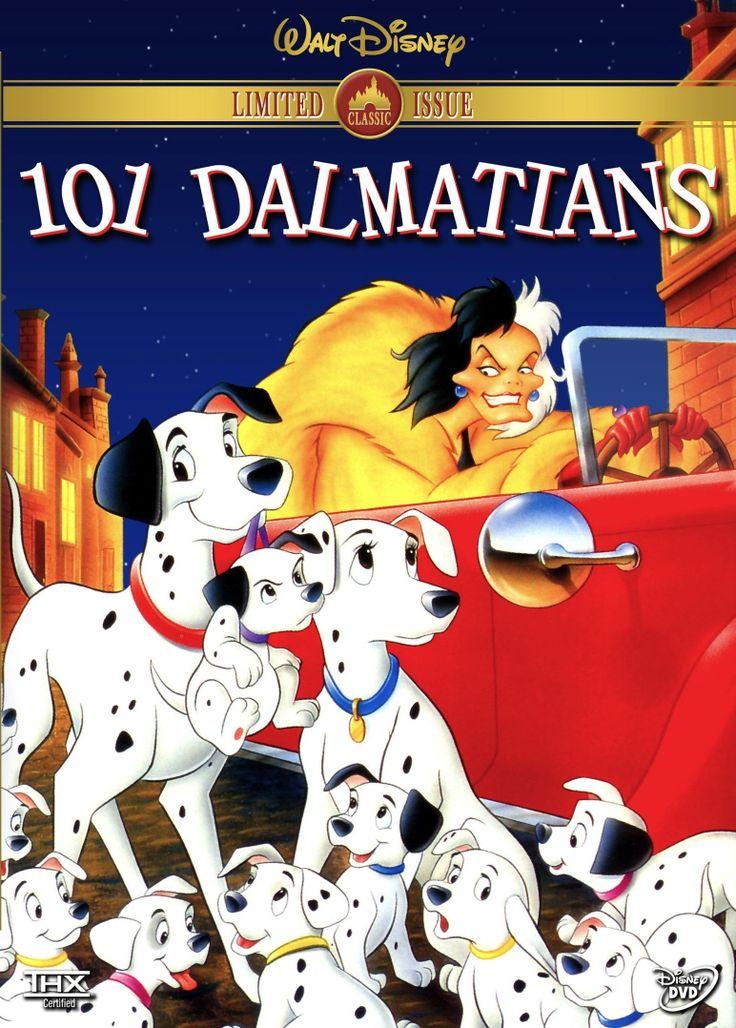 101 Dalmatians Disney Movies Disney Posters Kids Movies