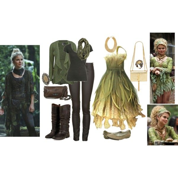 U0026quot;Once Upon a Time Tinkerbellu0026quot; by haley-williams on Polyvore   Clothes   Pinterest   Inspiration