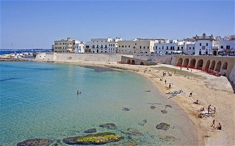 Gallipoli Puglia Italy