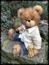 Artist Bears and Handmade Teddy Bears - Bear Pile