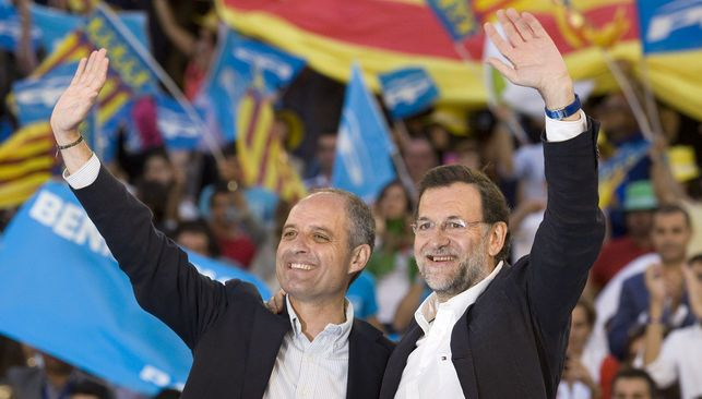 La prensa británica pone a la Comunidad Valenciana como ejemplo de la corrupción en España