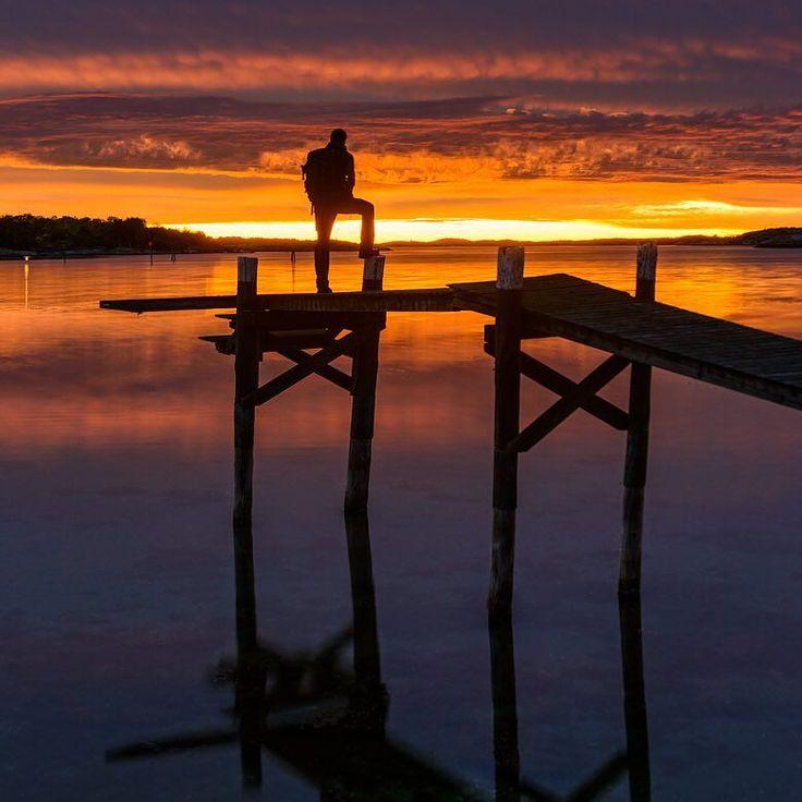 Brottkärr Gothenburg Sweden. 20 September 2015. #bestofscandinavia #mikaelsvenssonphotography #sunset #älskagöteborg #visitsweden #visitgoteborg #visitgothenburg #göteborg #gothenburg #thisisgbg