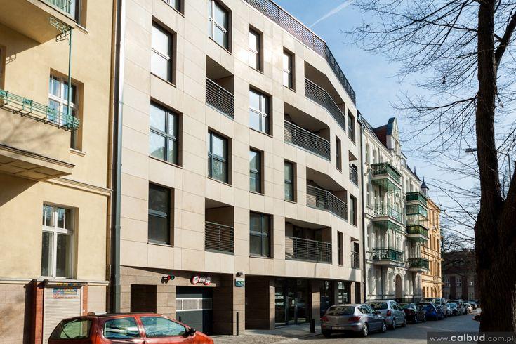 budynek wielorodzinny Kamienica Vossa (Krzysztof Podbielski - członek zespołu projektowego W+architekci)