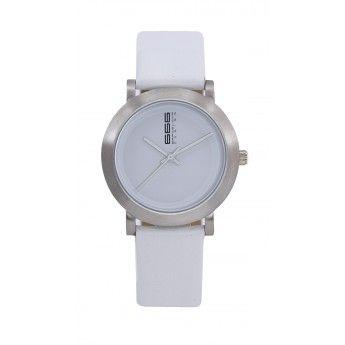 Relojes Blancos: Reloj de Mujer Liso Blanco 666Barcelona Rambla http://www.tutunca.es/reloj-de-mujer-liso-blanco-666barcelona-rambla