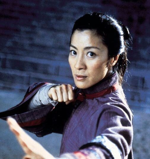 Michelle Yeoh Fight 93 best images about m...