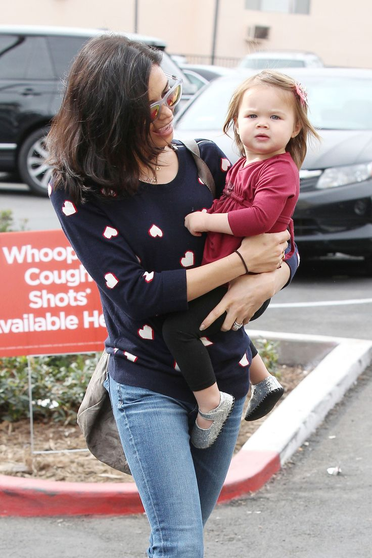 Jenna Dewan-Tatum & Everly: Pretty Pair - http://site ...
