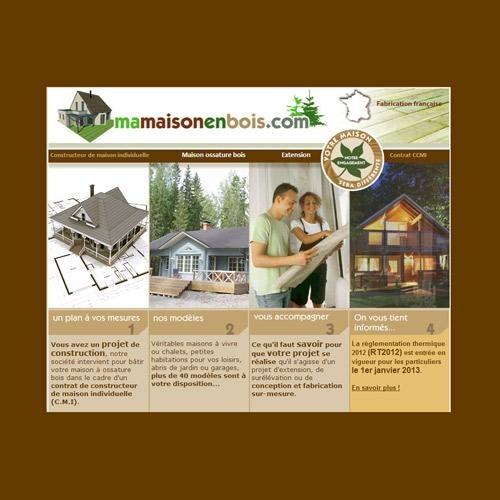 MAMAISONENBOIS.COM : Venez découvrir notre métier de constructeur de maison individuelle en ossature bois, à l'occasion de nos Journées Portes Ouvertes !