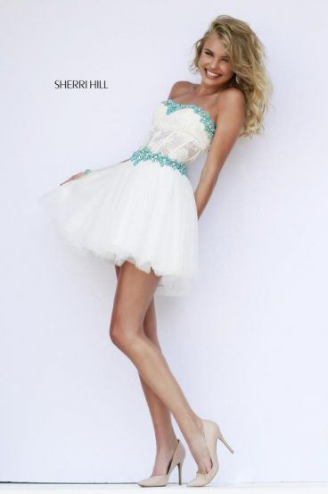 8 besten Sherri Hill collections Bilder auf Pinterest | Abendkleid ...