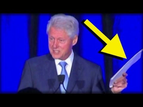 Bill Clintons biggest secret ever has been exposed he could be in jail by tomorrow