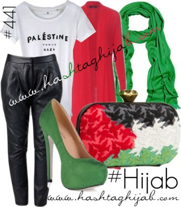 Hashtag Hijab Outfit #441