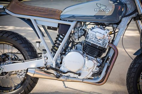 El Conquistador by Stanley Tang - Blog - Motorcycle Parts and Riding Gear - Roland Sands Design