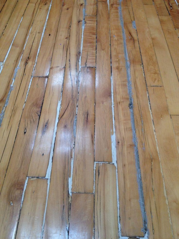 Wooden Floor Gap Filler Old wood floors, Pine wood