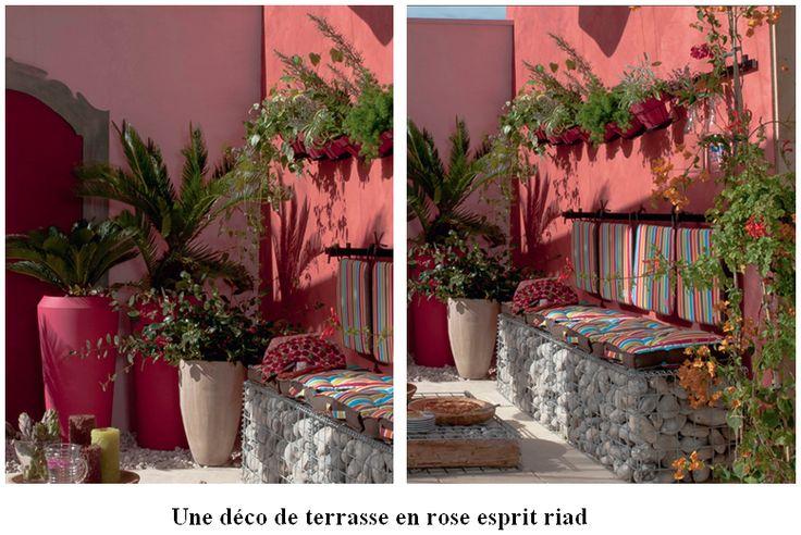 Les 25 meilleures id es de la cat gorie couleur - Couleur complementaire rose ...